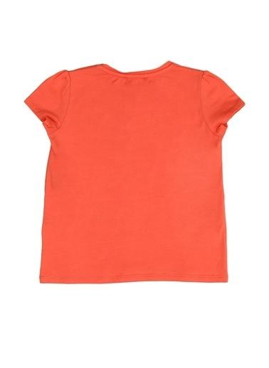 Pink&Orange Tişört Mercan